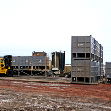 SandBox Logistics | Equipment Gallery